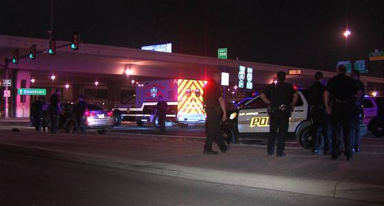 19-year-old shot in both legs 'for no apparent reason' on East Side