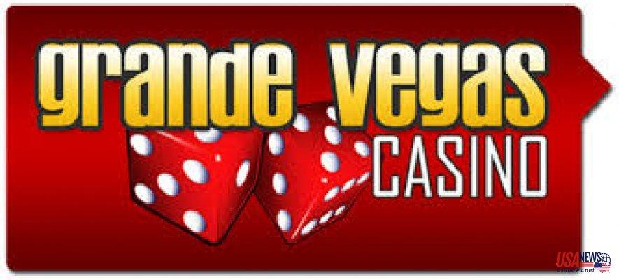 Grande Vegas Online Slots - 100s of Games