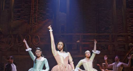 2017-18 KeyBank Broadway Series brings Tony-winners 'Hamilton' and 'Aladdin' to Playhouse Square