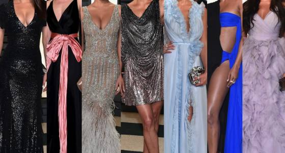 2017 Vanity Fair Oscars Party: Best And Worst Dressed Including Priyanka Chopra, Dakota Johnson, Emily Ratajkowski And More