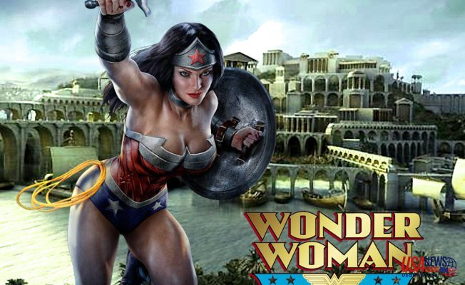Wonder woman games