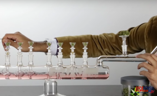 Get to Know Bong Structure and Its Benefits