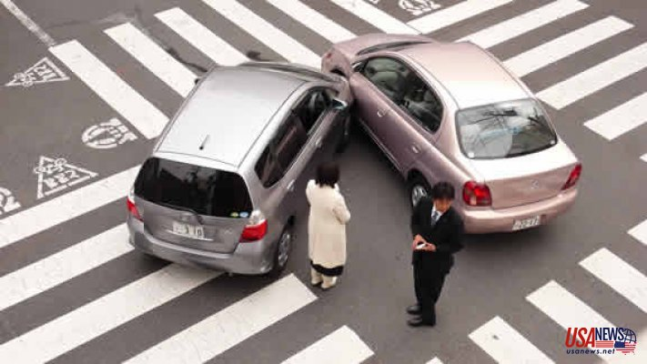 5 Things You Should Do When You've Been Involved In A Collision