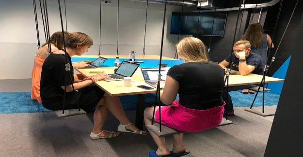 Dream land for Start-ups: Why is Skype so many Estonians Empire has made