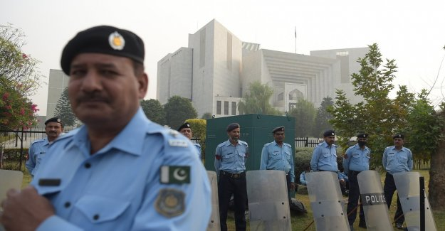 Asia Bibi: Pakistan's Supreme court cancels death sentence against Christian woman