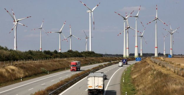 Renewable energy: coalition agrees on faster green energy expansion