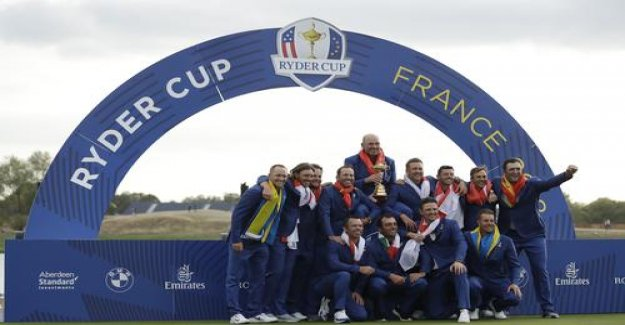 Ryder Cup 2018, an exceptional vintage