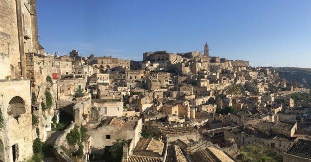 Southern Italy: Where the stones come alive