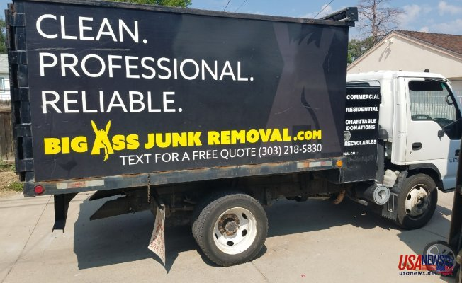 Residential Junk Removal in Denver Colorado