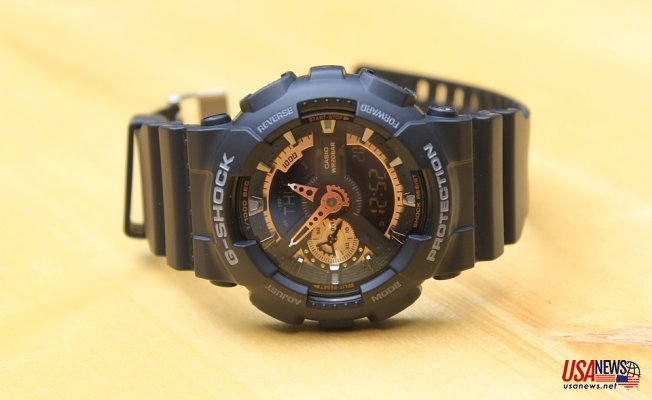 The world awaits the arrival of limited-edition Casio G-shock in 18 karat gold