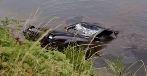 13-year-old takes car on the bottom of the lake: a 27-year-old mystery is now solved