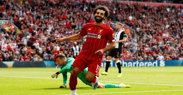 After chokstart: Liverpool in comeback