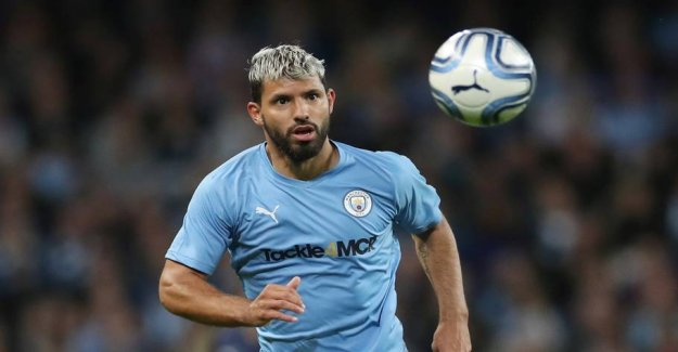 Agüero, as continuing where he left off
