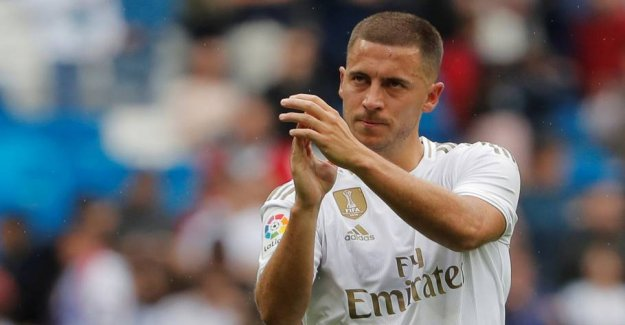 Benzema leads Real Madrid to victory in the Hazards debut