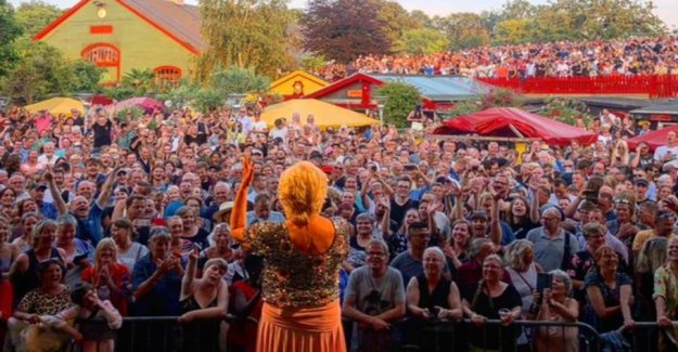 Birthe Kjær fire the of in Christiania