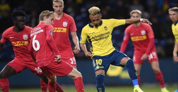 Brøndby has stopped the bleeding