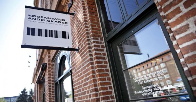 Danish financial institution charged with gigantic money-laundering
