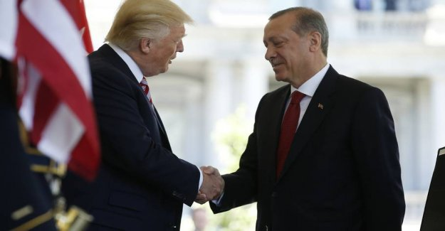 Erdogan will talk with Trump about the purchase of rockets