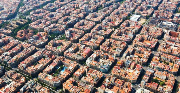 How is Barcelona for the hundreds of lives you can save with a car-free green supereilanden'