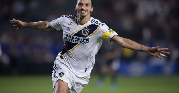 Ibrahimovic puts klubrekord with a hat-trick in målshow
