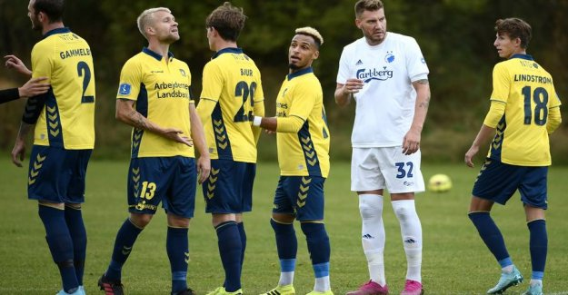 Jubilation over Bendtner: - If Brøndby can, can FCK as well also