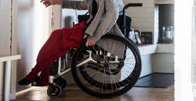 Knew well I didn't had to: the Municipality requires 1.3 million. return from the disabled