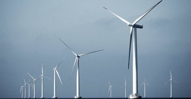 New record: wind Turbines provided more power than the consumption