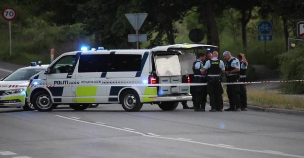 Police teleskandale exposing the case on the attempted murder of four from the Brothas