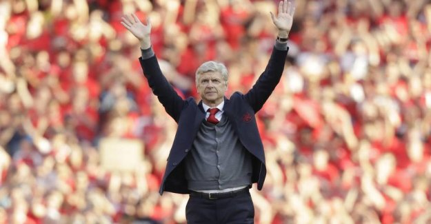 Reveals Wenger: Here is his new job