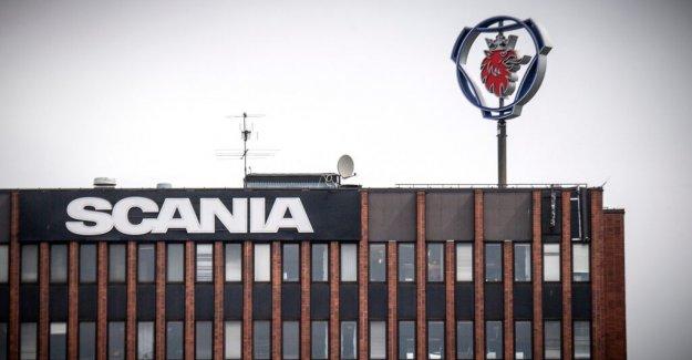 Scaniaanställd sentenced after colleague's death