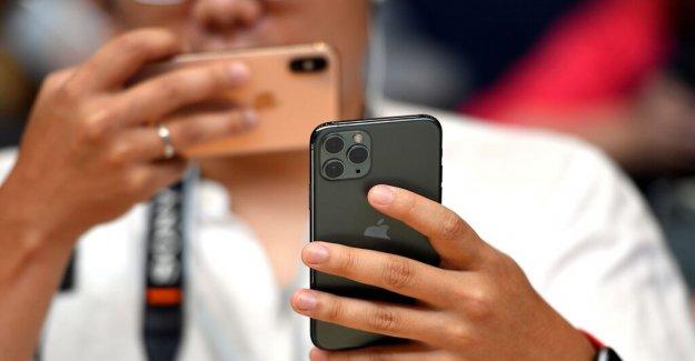 The more cameras, the new Iphonelurar
