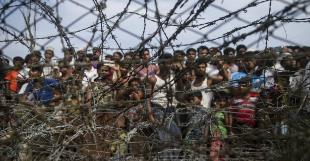 UN: nearly 600,000 in danger of genocide
