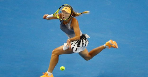 Brother: Caroline Wozniacki also playing in 2020