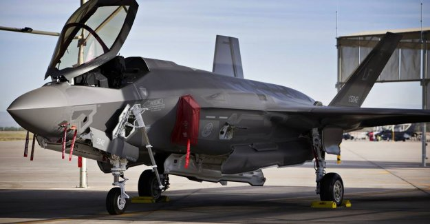 Denmark's first new fighter aircraft will be cheaper