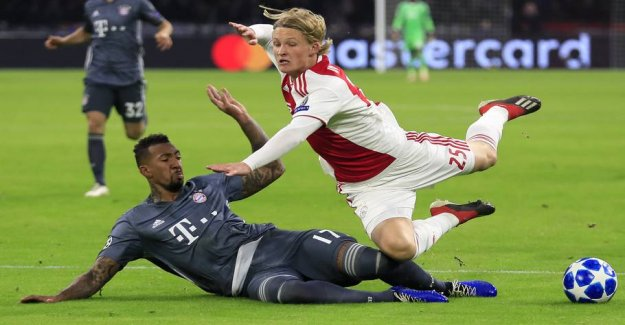 Ajax boss surprise: Looking for a new star in Denmark