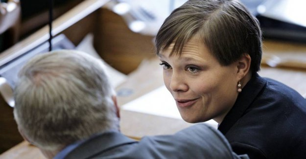 Astrid Krag is to take the Sass empty chair in Køge
