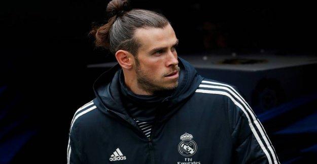 Bale strikes again: ice-cold opposite teammates
