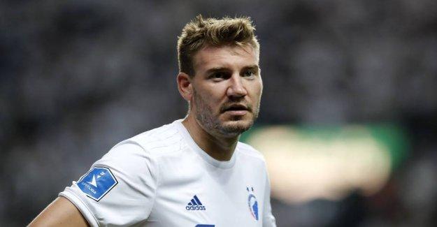 Bendtner reveals: Had horehus in England