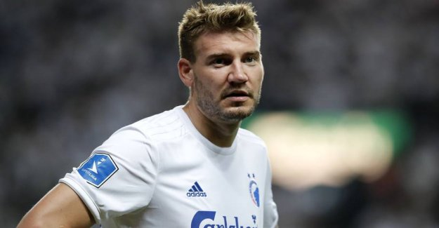 Bendtner soil at the Time: Something so terrible