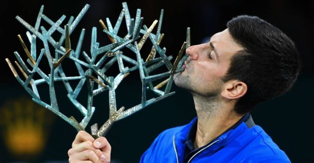 Betting tips: Djokovic fighting for the title and first place