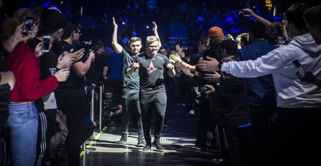Big honor for the Danish team: the World's best