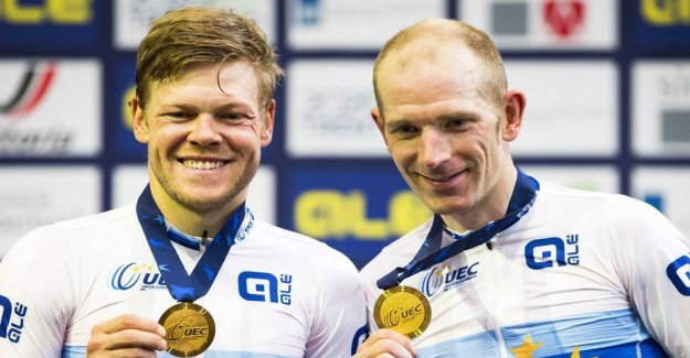 Big triumph: the Danes in the blazing sæsondebut