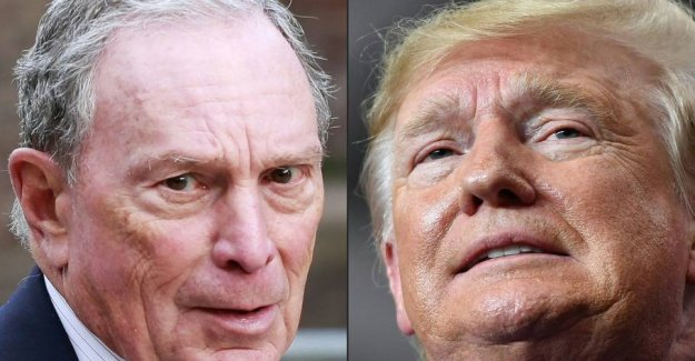 Bloomberg is ready to fight