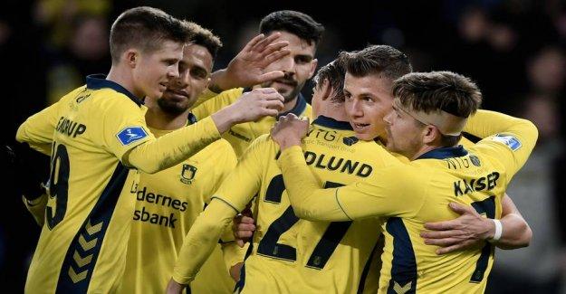 Brøndby break the curse despite the drama to the last second