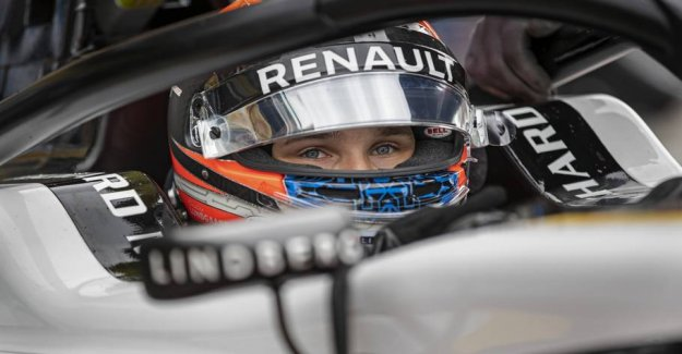 Christian after the Formula 1-testing: May be confused