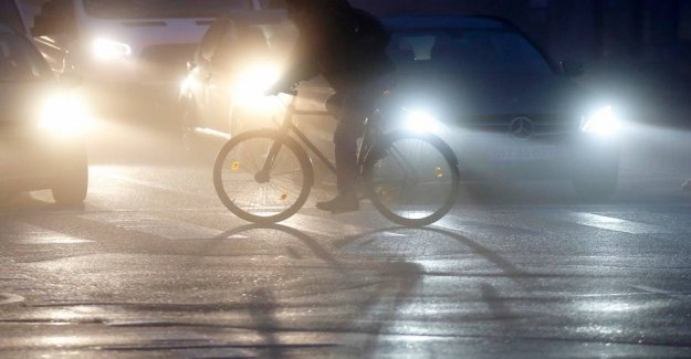 DMI warns: Risk of severe weather