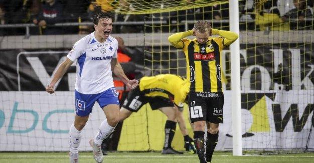 Danish Rasmus plays a key role in topkamp
