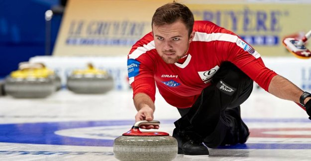 Danish curlingherrer download the second victory at the european championships