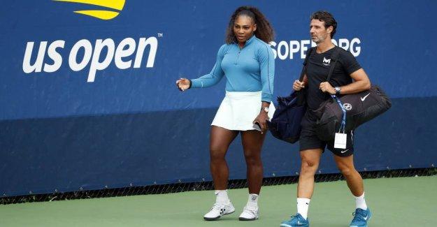 Deals for Danish stortalent: First Federer, then Serena
