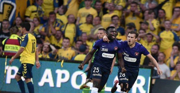 He snapped Brøndby: - Should go back to Denmark